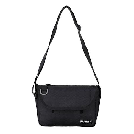 Street Messenger Bag, Puma Black, small-IND