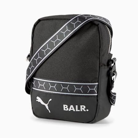 PUMA x BALR. Męska torba Portable, Puma Black, small