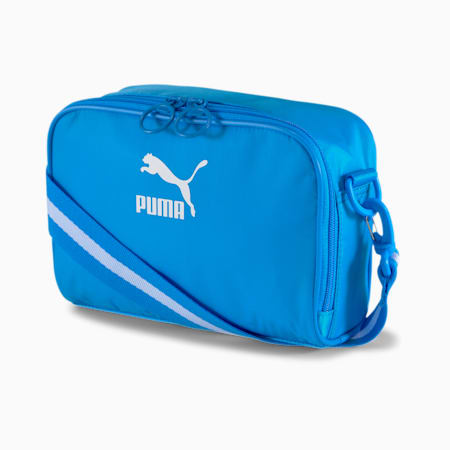 Prime Fluo Women's Shoulder Bag, Nrgy Blue, small-SEA