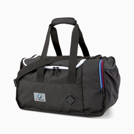BMW M Motorsport Duffle Bag, Puma Black, small-IND