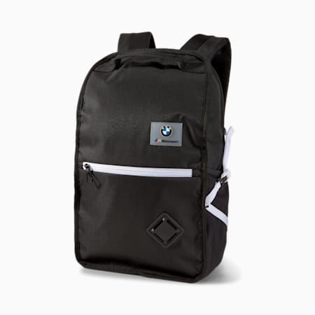 BMW M Motorsport Backpack, Puma Black, small-SEA