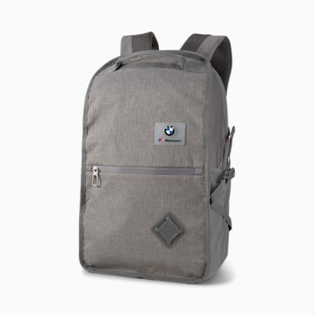 BMW M Motorsport Backpack, Medium Gray Heather, small-GBR