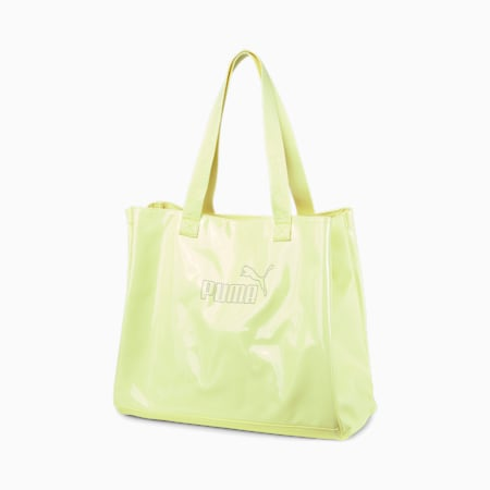 Up Large Women's Shopper, Yellow Pear, small-IND