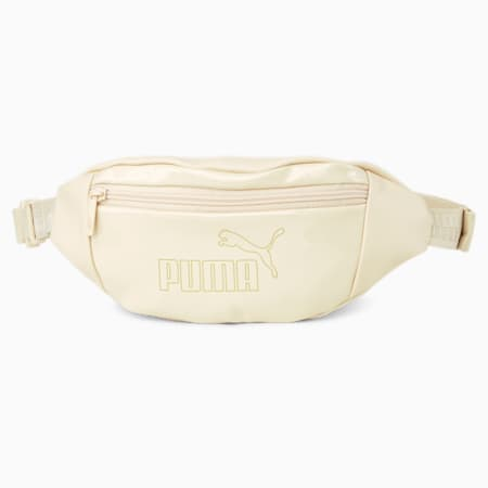 PUMA Core Up Womens' Waistbag, Shifting Sand, small