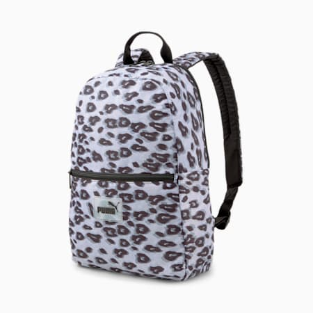 Pop Women's Daypack, Puma Black-animal graphic, small-IND