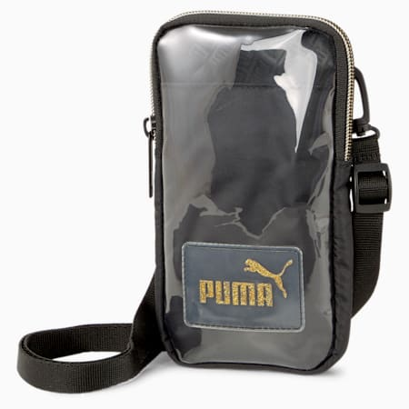 Pop Sling Women's Pouch, Puma Black, small-SEA