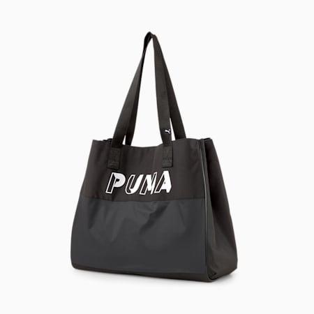 Base Large Shopper, Puma Black, small