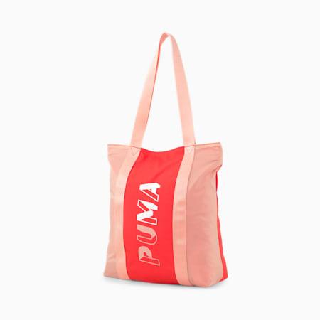 Base Women's Shopper, Poppy Red, small-IND
