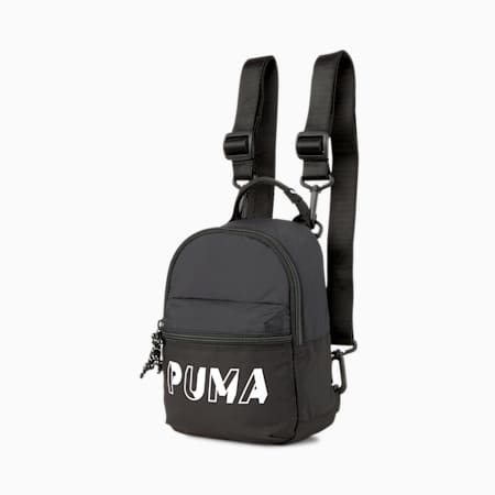 Minime Women's Backpack, Puma Black, small-IND