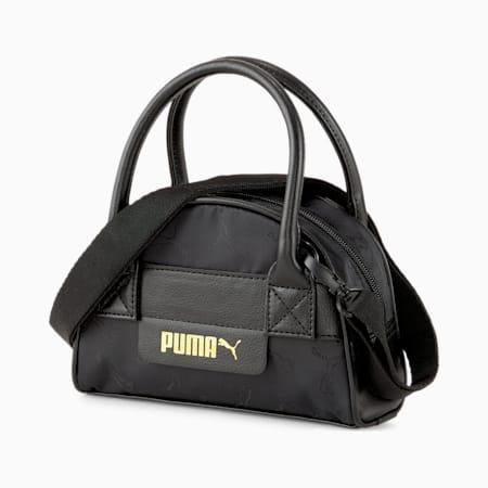 Classics Mini Women's Grip Bag, Puma Black, small-GBR