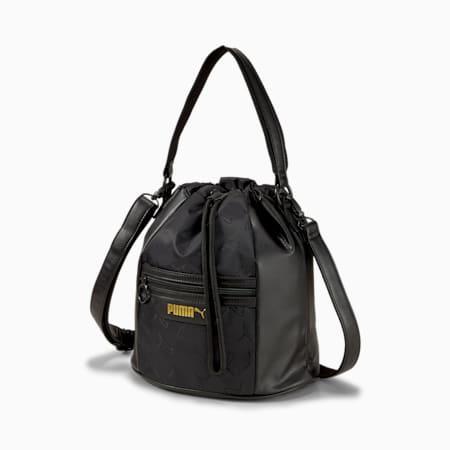 Classics Women's Bucket Bag, Puma Black, small-SEA