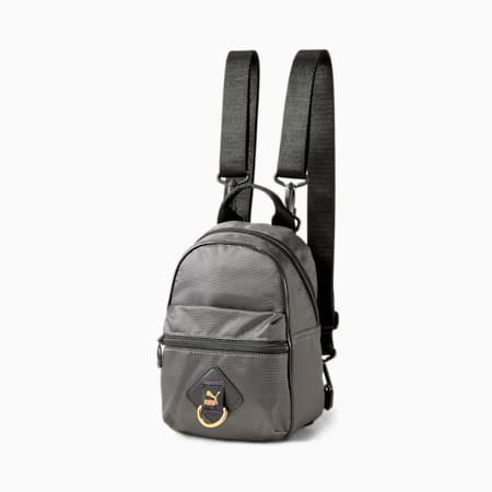 Prime Time Mini Me Backpack, Puma Black-iridescent, small