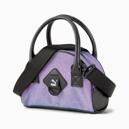 Time Mini Women's Grip Bag, Light Lavender-Iridescent, small-IND