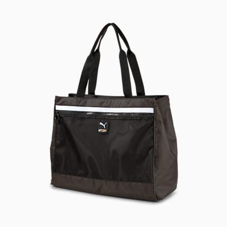 Street Large Women's Shopper, Puma Black, small-IND