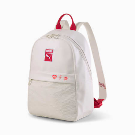 Galentine's Women's Backpack, Puma White, small-SEA