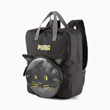 Młodzieżowy plecak Animals, Puma Black-PANTHER, small