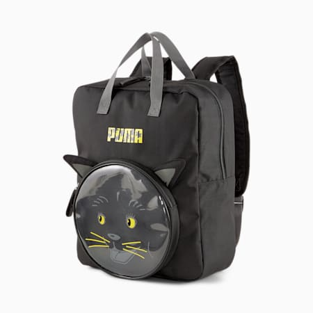 Animals Youth Backpack, Puma Black-PANTHER, small-IND