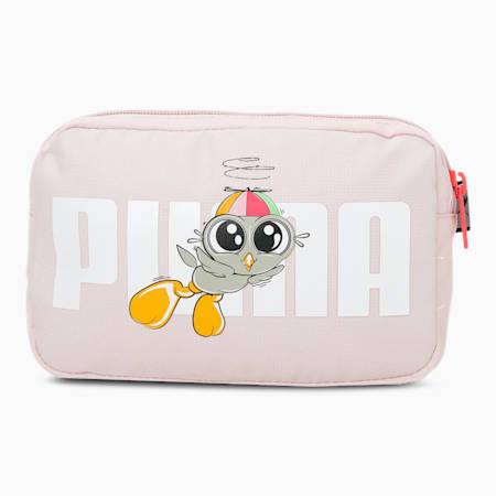 Animals Kid's Waist Bag, Lotus-OWL, small-IND