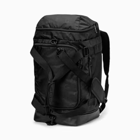 Basketball 2-Way Sports Bag, Puma Black, small