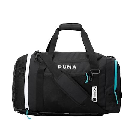 Pro Basketball Duffle Bag, Puma Black, small-IND