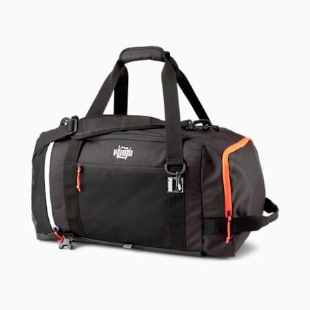Pro Basketball Duffle Bag, Puma Black, small-GBR