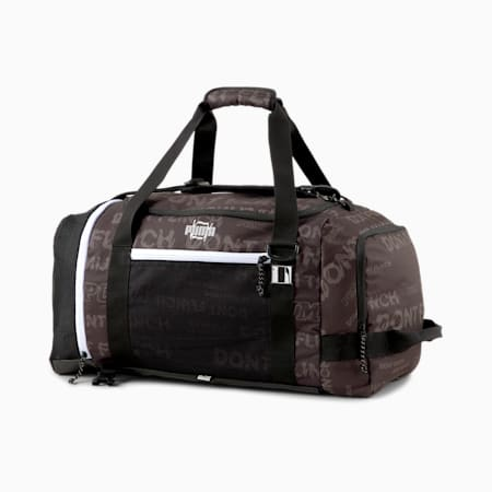 Pro Basketball Duffle Bag, Puma Black, small