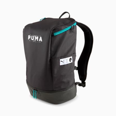 Pro Basketball Backpack, Puma Black, small