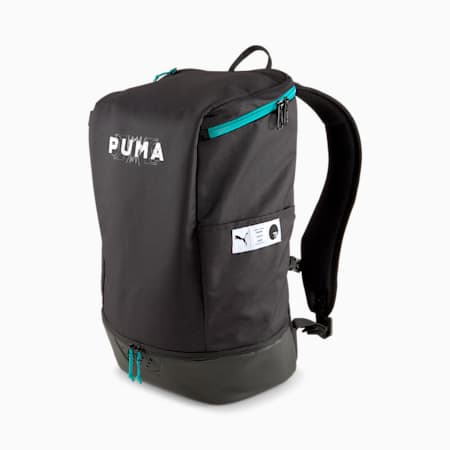 Mochila para básquetbol Pro, Puma Black, pequeño