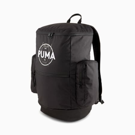 Basketball rugzak, Puma Black, small