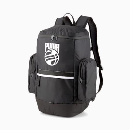 Basketball Backpack, Puma Black, small-IND