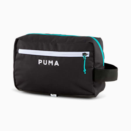 Pro Basketball Travel Pouch, Puma Black, small