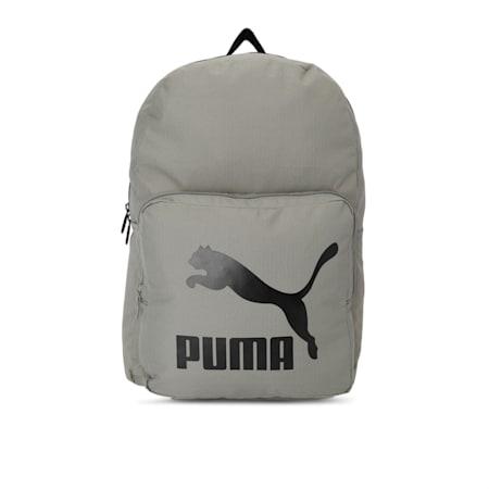 Originals Urban Backpack, Vetiver-Puma Black, small-IND