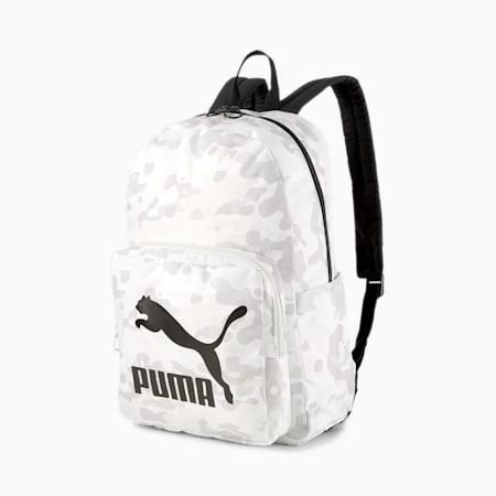 Originals Urban Backpack, Puma White-Camo AOP, small-IND