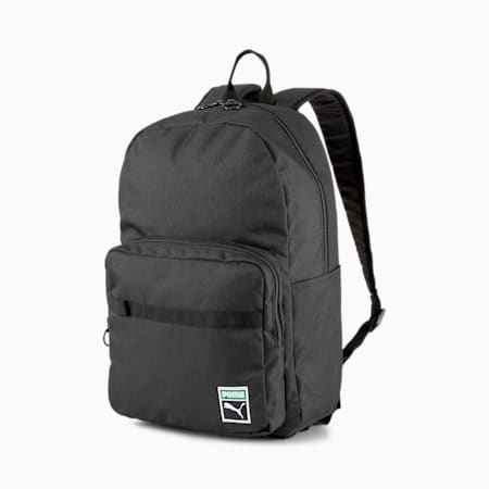 Originals Futro Backpack, Puma Black, small-IND