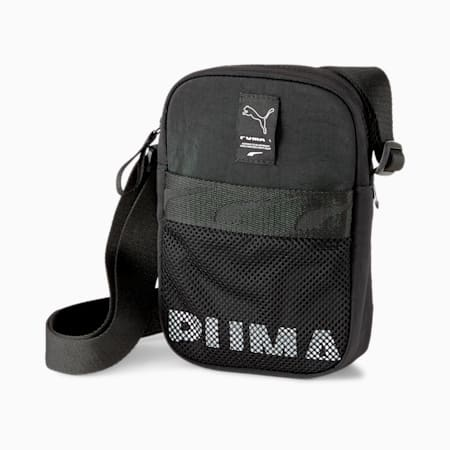 EvoPLUS Compact Portable Bag, Puma Black, small-IND