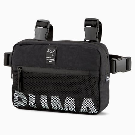EvoPLUS Chest Bag, Puma Black, small-GBR