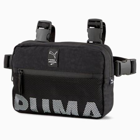 EvoPLUS Chest Bag, Puma Black, small-SEA