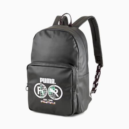 PUMA International rugzak, Puma Black, small