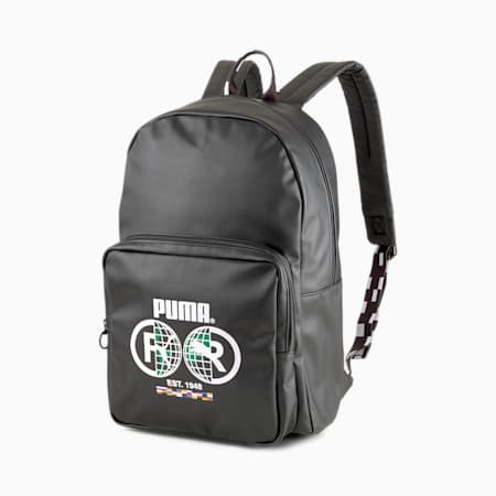 PUMA International Backpack, Puma Black, small-SEA