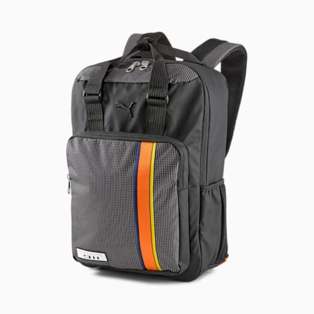 Porsche Legacy Lifestyle Backpack, Puma Black, small-IND