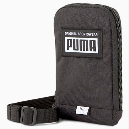 Torebka na szyję Academy, Puma Black, small