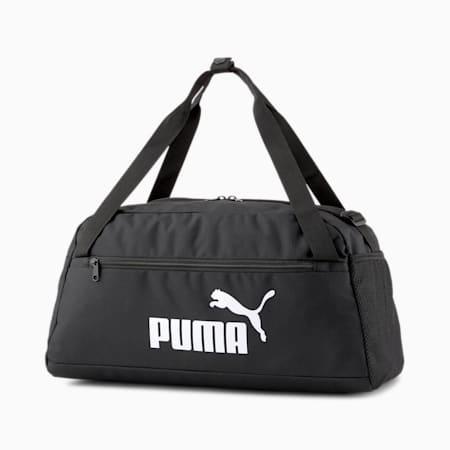 PUMA Phase Unisex Sports Bag, Puma Black, small-IND