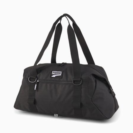 Deck Weekender Bag, Puma Black, small