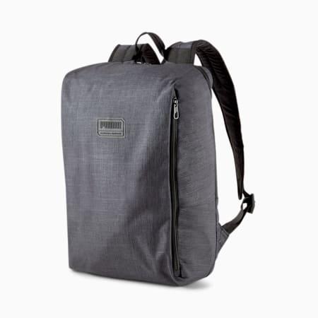 City Backpack, Puma Black Heather, small