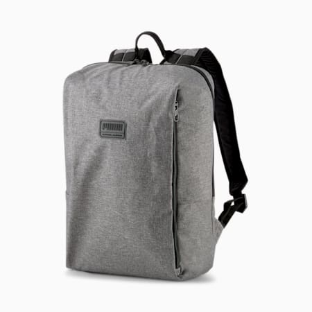City Rucksack, Medium Gray Heather, small
