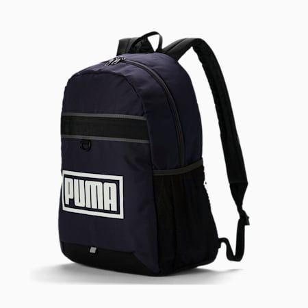 Plus Backpack, Peacoat, small