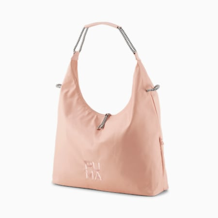Infuse Women's Tote Bag, Dusty Pink, small-SEA
