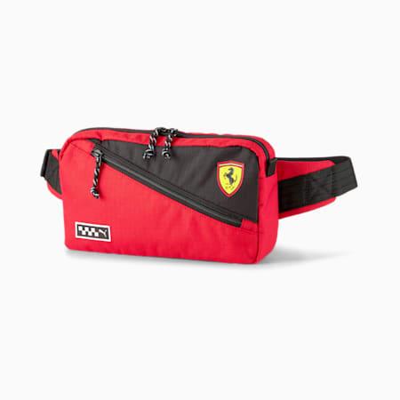 Scuderia Ferrari Waist Bag, Rosso Corsa, small-SEA