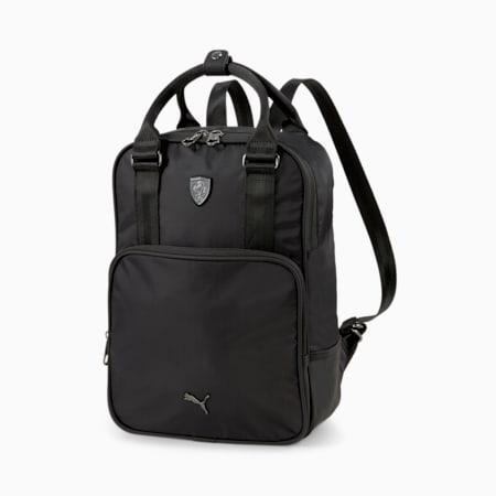Scuderia Ferrari Women's Backpack, Puma Black, small-IND