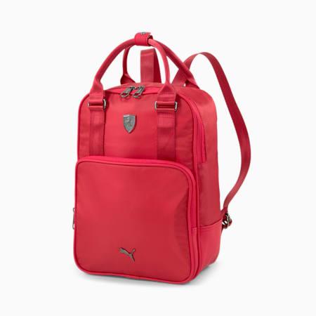Scuderia Ferrari Women's Backpack, American Beauty, small